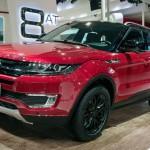 Pert nyert a Range Rover a másoló kínai márkával szemben
