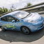 Megkétszerezték a Nissan Leaf akkumulátorait