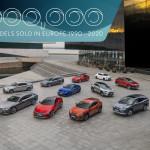Egymillió értékesített autónál tart a Lexus Európában