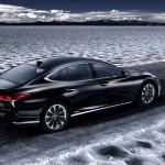 Hibrid is lesz a legújabb Lexus LS-ből