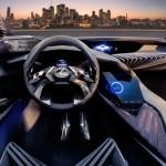 Hologramos műszerfallal állt elő a Lexus