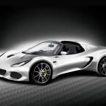 Új Lotus Elise 2020-ra