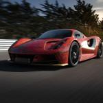 Mozgásban a Lotus elektromos szupersportkocsija