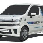 Elektromos autóként tér vissza a Suzuki Wagon R+