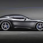 Maserati Alfieri: viszlát V8, helló elektromotor!