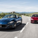 Megújult a Maserati GranTurismo