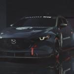 Túra versenyautót villantott a Mazda