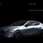 Hivatalosak a turbós Mazda 3 adatai, egy mexikói bejelentés buktatta le