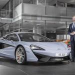 10 ezer autón túl a McLaren