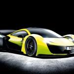 Tisztán elektromos hajtású modellt tervez a McLaren