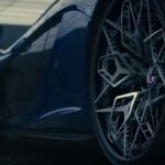 Kinyomtatták a McLaren P1 kerekét