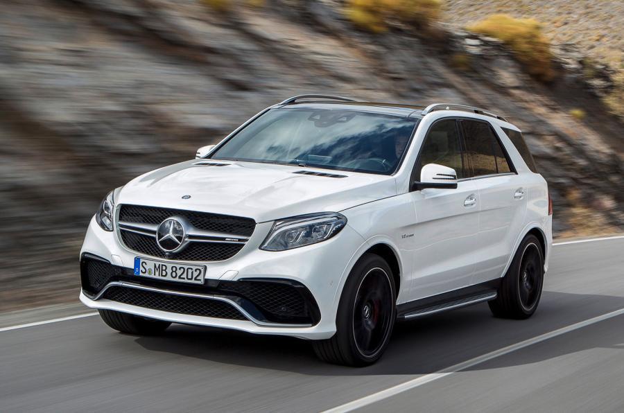 Megérkezett a Mercedes-Benz M-osztály utóda | Autóstart