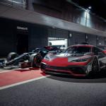 Jövőre jön a Mercedes konnektoros hibridje, melyben egy F1-es autó szíve dobog majd
