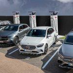 A hibrid fejlesztésekkel is leáll a Mercedes