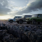 Már 400 ezer legyártott G-osztálynál tart a Mercedes és a Magna Steyr!