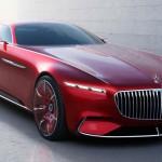 Mercedes-Maybach 6: hatméteres csúcskupé