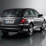 Elektromos szuper SUV-ként éledhet újjá a Mercedes R-osztály
