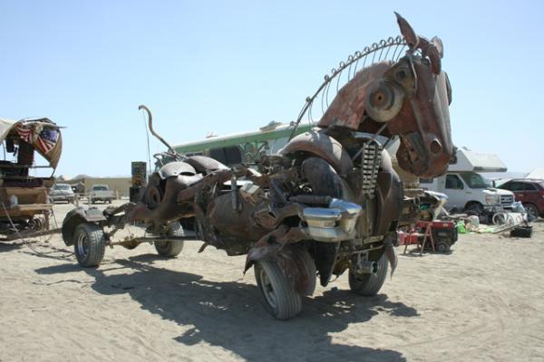 metal-horse