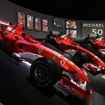 Michael Schumacher kiállítás nyílt Maranellóban