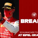 Újra Schumacher a Forma 1-es pályán!