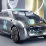 Jövőbemutató MINI koncepció