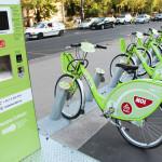 Jelképes havi 100 forintért használhatók a MOL kerékpárjai