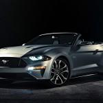 Kabrióként is itt az új Ford Mustang