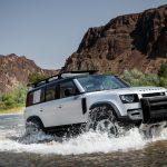 A Land Rover Defender lett az év legjobb autója a női zsűri szerint