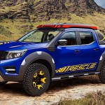 Nissan Frontier Sentinel: la pickup de rescate para enfrentar to