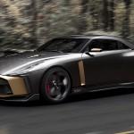 Sorozatgyártásba kerül a Nissan-Italdesign spéci GT-R modellje