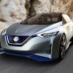 Önvezérlő lehet az új Nissan Leaf