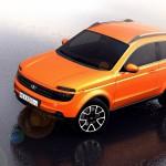 Ilyen lehetne az új Lada Niva