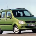 Opel Agila (2000-2007) használt teszt