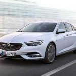 Itt a vadonatúj Opel Insignia