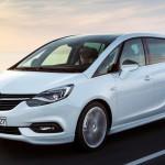 Friss formában az Opel Zafira