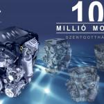 Már tízmillió motort gyártott le az Opel szentgotthárdi egysége