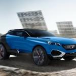 Peugeot Quartz koncepció