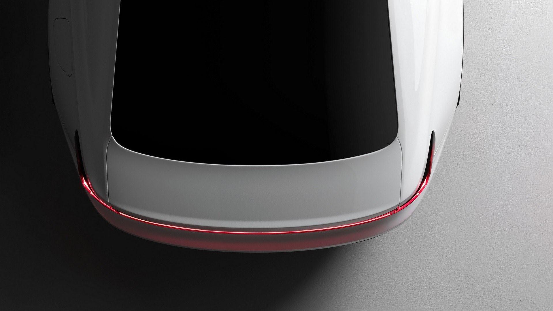Jövő héten mutatják be a Polestar második modelljét, mely tisztán elektromos lesz