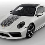 Ujjlenyomatos lett a Porsche, ráadásul kimondottan drágán