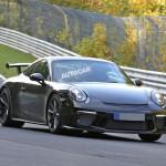 Kémfotókon az új Porsche 911 GT3!