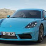Itt az új Porsche 718 Cayman