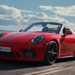 Elkészült a Porsche 911 Speedster