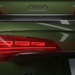 OLED-es hátsó lámpákat kap az Audi Q5