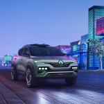 Kisméretű crossover tanulmányt mutatott be a Renault