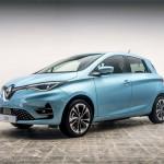 Idén a Renault Zoe Európa legsikeresebb elektromos autója!