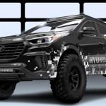 Hyundai-csodák a tuningshow-ra