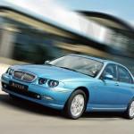 Véget ért a Rover 75 gyártása