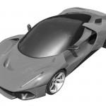 Rejtélyes Ferrari
