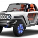 Kabrió terepjárót tervezett a Suzuki