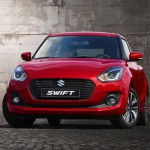 Itt az új Suzuki Swift!